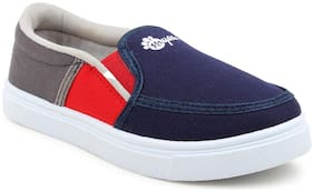 Myau Red Girls Casual Shoes