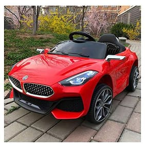 MyWholesale Kids toys Bmw Z4 Battery Operated Ride on Car for Kids with MultiFunction Remote
