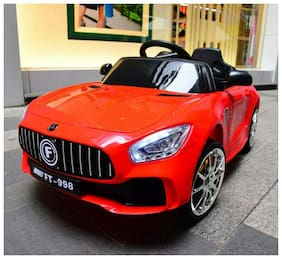 MyWholesale Kids Toys Ft 998 Mercedes Amg Kids Battery Operated Ride on Car with 3 Speed and Remote Control