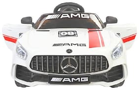 MyWholesale Kids Toys Benzy AMG Rechargeable Battery Operated Ride-on Car for Kids (2 to 5 Years)