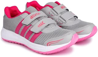 N Five Pink Girls Casual Shoes