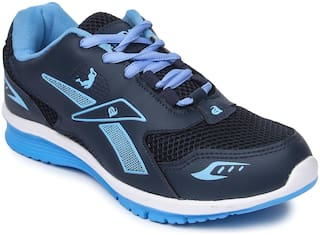 N Five Blue Casual Shoes For Girls