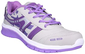 N Five Purple Casual Shoes For Girls