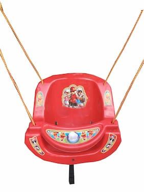 Natraj Cozy Swing DLX - Red