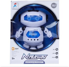 Naughty Dancing Robot