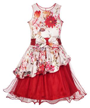fdf0e9bc16494 Girls Dresses - Buy Girls Party Wear Frocks, Dresses & Gowns