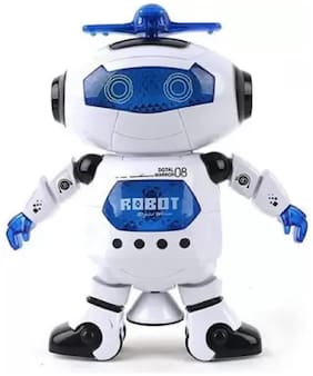 Naughty Robot For Kids