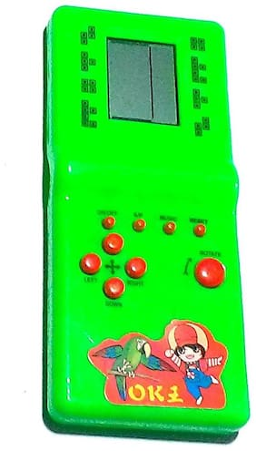 Nawani Brick Kids Video Game, Color As per Availability, Size -L-18, B-7.5, H-2 cm