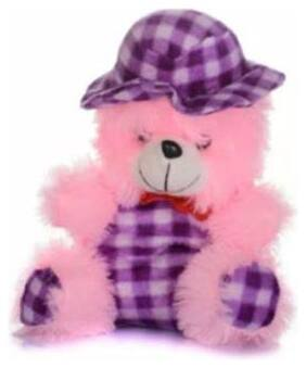 Oh Baby Brown Teddy Bear - 30 cm
