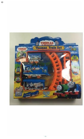 Neha Thomas Multi color Train Set 24 pcs.