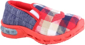 NEOBABY Red Unisex Kids Casual shoes