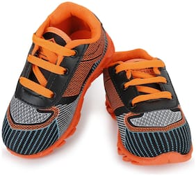 NEOBABY Orange Unisex Kids Casual shoes