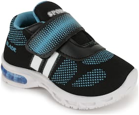 NEOBABY Blue Sport Shoes For Infants