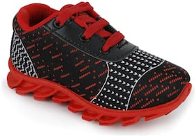NEOBABY Red Unisex Kids Sport shoes