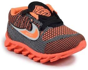 NEOBABY Orange Unisex Kids Sport shoes