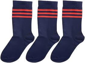 Neska Moda Boy Cotton Socks - Blue