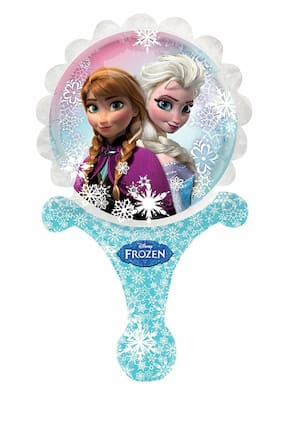 New Disney Frozen CI: Inflate-A-Fun
