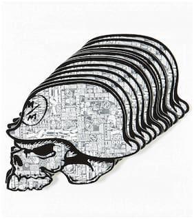 """NEW Metal Mulisha BRAND DEAD 6"""" Sticker Decal"""