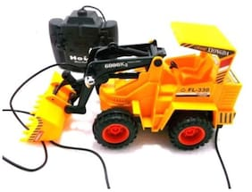 New Pinch Jcb With Wired Remote Control Operated Tank
