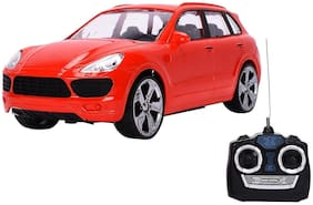 New Pinch Non - Chargeable Remote Control Model Famous car(Red)