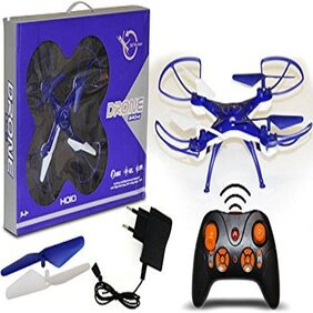 New Toy chehar Enterprise Flying Drone H010, Quadcopter 6-AXIS GYRO, 360 Degree, with USB Charger and RC.