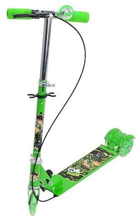 New Toy Chehar Enterprise 3 Wheel Height Adjustable Scooter