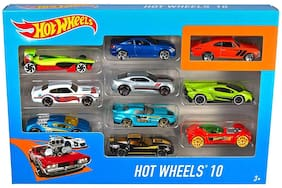 New Toy Chehar Enterprise 10 Cars Gift Pack(MULTICOlOR)