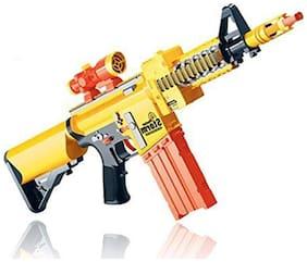 New toy Chehar  Enterprise  blaze storm automatic bullet gun with soft darts for kids