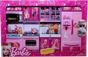 NEw Toy Chehar Enterprise Barbie modern Kitchen Set for kids