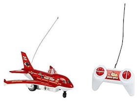 NEw toy chehar enterprise Remote control Angry Birds AeroBus / aeroplane(color may be vary)
