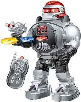 New toy chehar enterprise Remote Control Robot(color may be vary)
