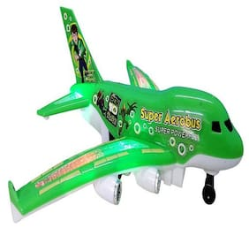 New toy chehar enterprise Ben 10 Aerobus Remote Plane