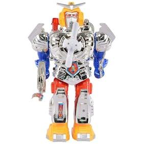 New Toy chehar enterprise Multicolour Plastic Robot