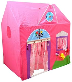 New Toy Chehar Enterprise Latest Jumbo Size Queen Palace Tent House For Kids