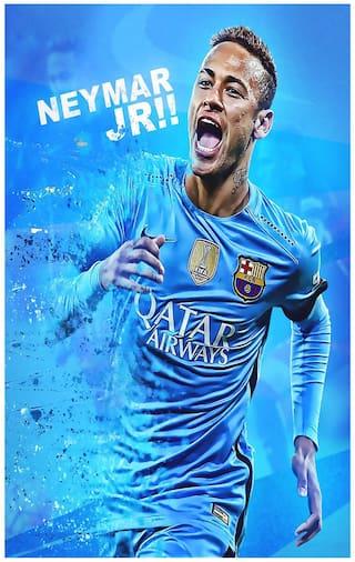 Neymar da Silva Santos J nior sticker   neymar stickers   neymar football stickers   football stickers