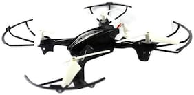 NHR Hx750 Drone 2.6 Ghz 6 Channel Remote Control Quadcopter Without Camera For Kids (14+ Age;Black)