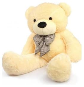 Nihan Enterprises Beige Teddy Bear - 90 cm