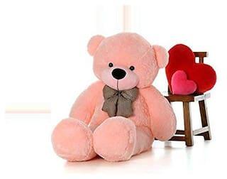 Nihan Enterprises Pink Teddy Bear - 60 cm , 1