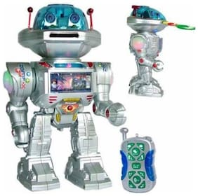 No 1 Intellegent Robot  (Silver)