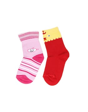 Norman Todd Boy Cotton Socks - Multi