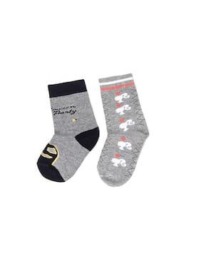 Norman Todd Boy Cotton Socks - Multi