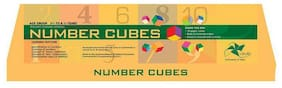 Number Cubes : Learn Number identification | Addition Subtraction and Concept of zero |Educational Toys/Learning Kits/Educational Kits/Math Kit
