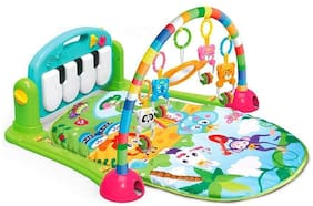 ODDEVEN Plastic Piano Baby Gym and Fitness Rack_  (Multicolor)
