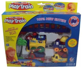 OH BABY, BABY PLAY WAY TRAIN OH BABY BRANDED TRAIN  FOR YOUR KIDS SE-ET-332