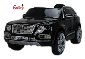Oh Baby;Baby Battery Operated BLACK Color OFFICIAL LICENSED PRODUCT BENTLEY CAR With USB Connectivity For Music;Remote Control With 2 Motor And 2 Battery;TOUCH PANEL For Your Kids SE-BOC-52