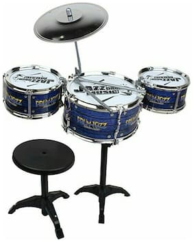OH BABY;BABY The New And Latest Jazz Drum Set For Kids With 3 Drums And 2 Sticks SE-ET-171