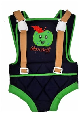 OH BABY;BABY Generic Adjustable Hands-Free 4-in-1 Baby Carrier with Comfortable Head Support & Buckle Straps FOR YOUR KIDS SE-CB-23