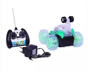 OH BABY, BABY Ben10 Remote Controlled Stunt Car FOR YOUR KIDS SE-ET-372