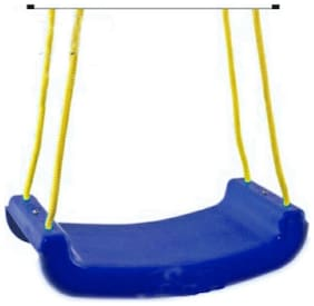 Oh Baby Baby Color (Blue) Plastic AND HUD Swing SE-SJ-32