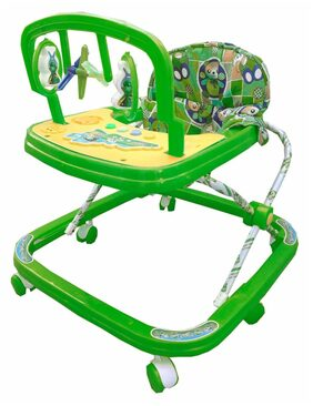 Oh Baby Baby adjustable walker with purple color for your kids SE-W-13